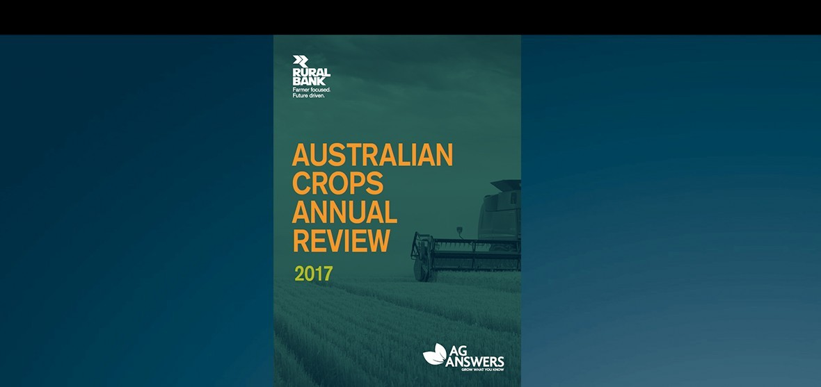 Australian Crops Annual Review 2017